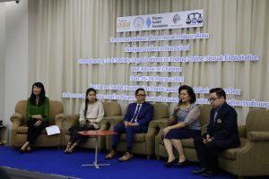 อบรมพัฒนาศักยภาพองค์กรพัฒนาสังคมเพื่อคุ้มครองเด็กจากภัยออนไลน์ วันที่ 25-26 กันยายน 2563